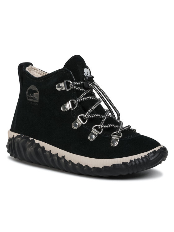 Sorel Auliniai batai Youth Out N About™ Conquest NY3922 Juoda