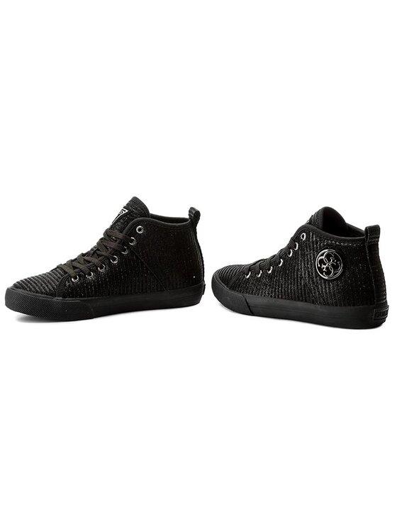 Guess Guess Laisvalaikio batai Joel FLJEL3 FAM12 Juoda