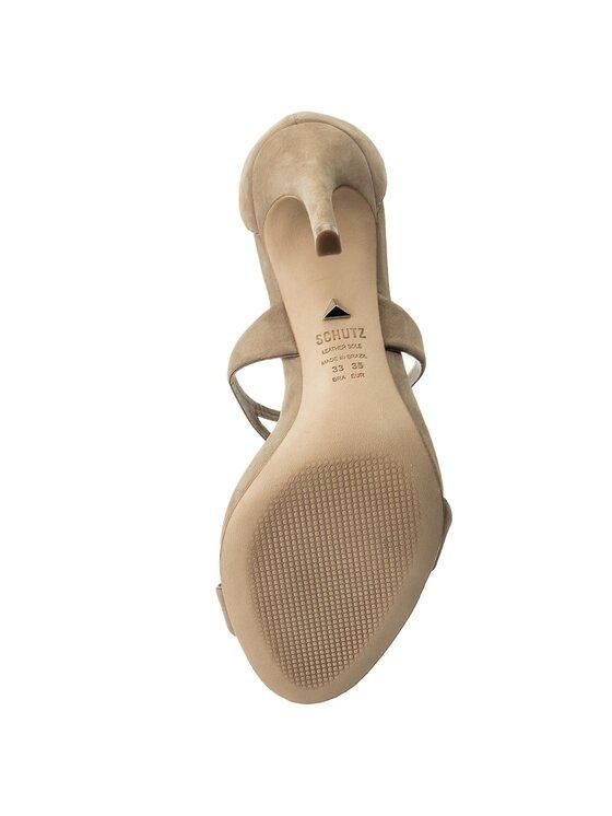 Schutz Schutz Sandały S 20240 0026 0025 U Beżowy