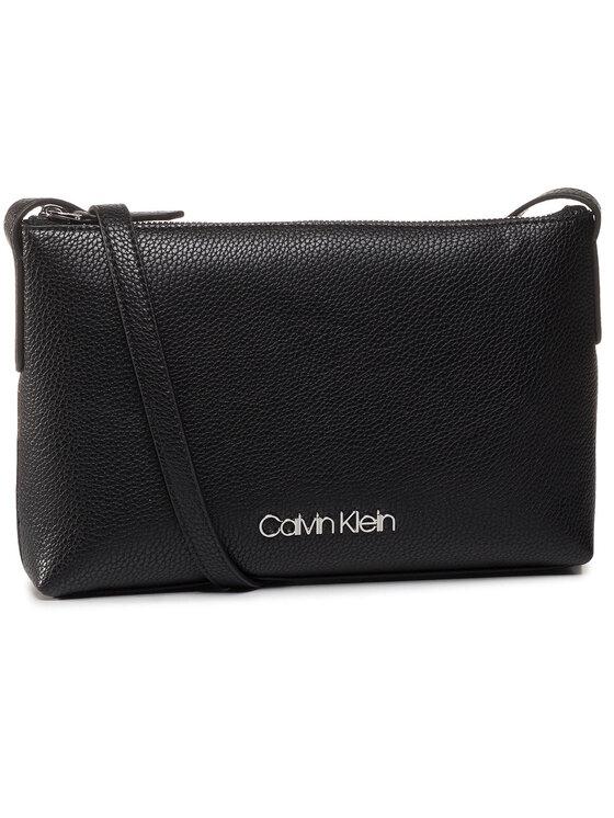 Calvin Klein Calvin Klein Torebka Neat Crossbody K60K606486 Czarny