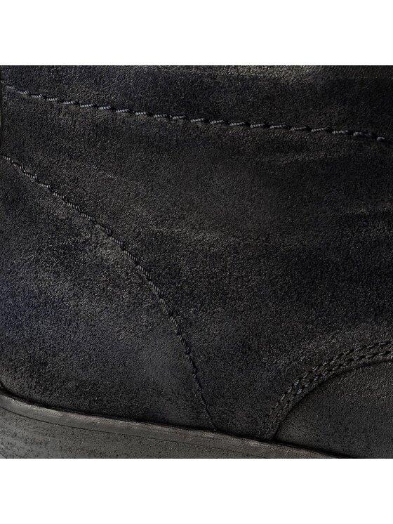 Tommy Hilfiger Tommy Hilfiger Boots DENIM Jeffrey 2B FM0FM00814 Bleu marine