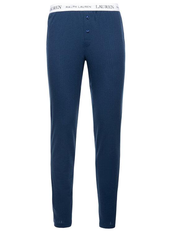 Lauren Ralph Lauren Lauren Ralph Lauren Pizsama nadrág I8181229 Sötétkék