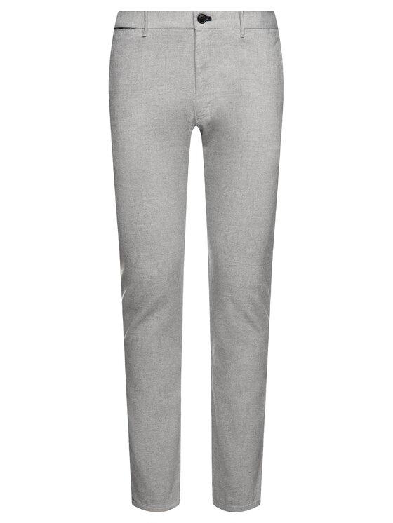 JOOP! Jeans Joop! Jeans Pantalon en tissu Steen 30017314 Gris Slim Fit