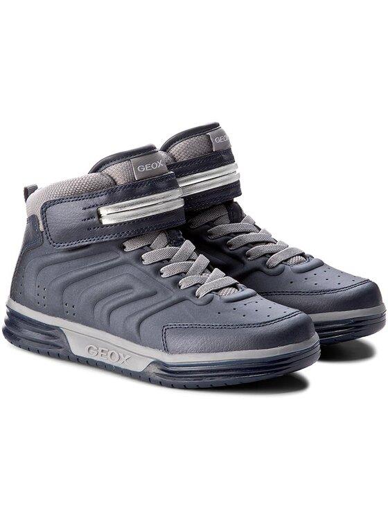 Geox Geox Обувки J Argonat B. B J7429B 05411 C0661 D Тъмносин