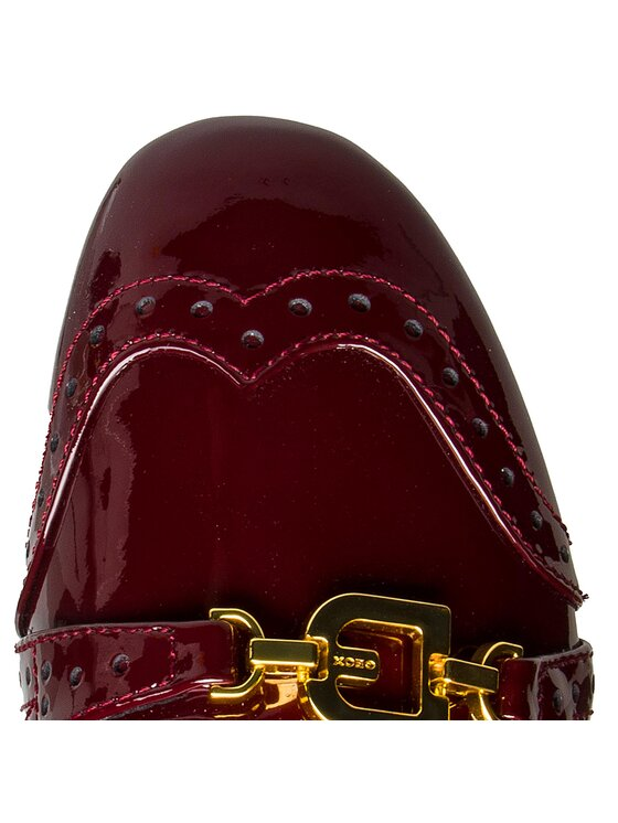Geox Geox Обувки D Chloo M. B D849XB 00066 C7005 Бордо