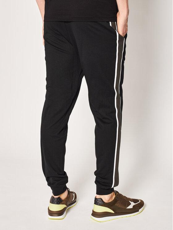 Boss Boss Pantaloni trening Authentic 50424796 Negru Regular Fit