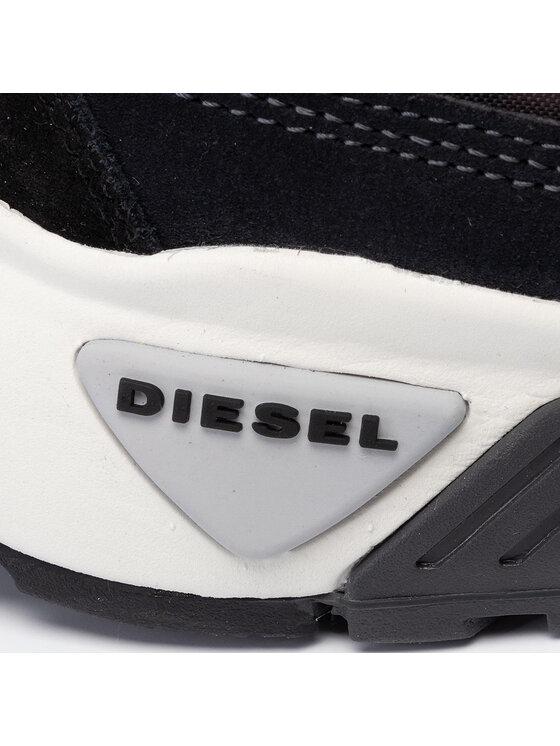 Diesel Diesel Sneakersy S-Kb Low Lace II Y01998 P2569 H5477 Šedá