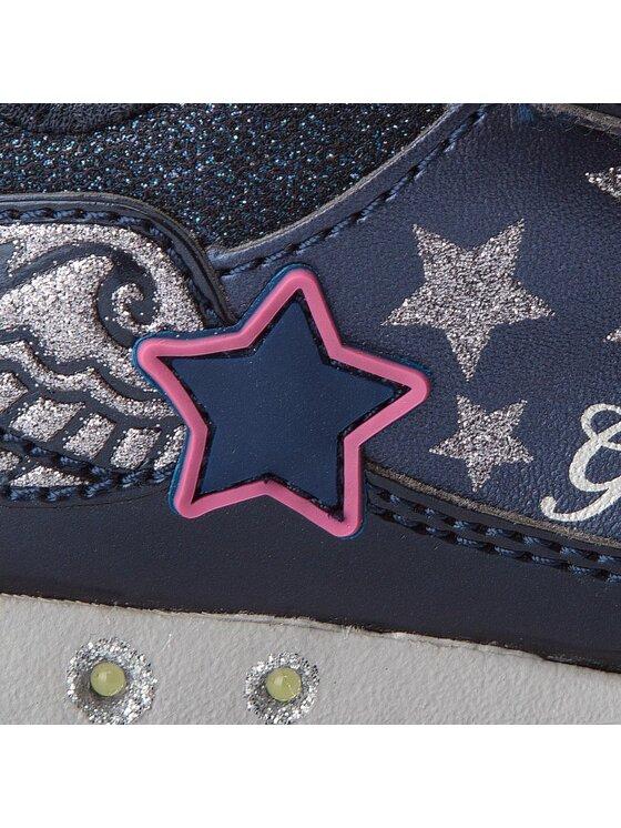 Geox Geox Chaussures basses J.N. Jocker G.A J74G2A 0AJAS C4268 S Bleu marine