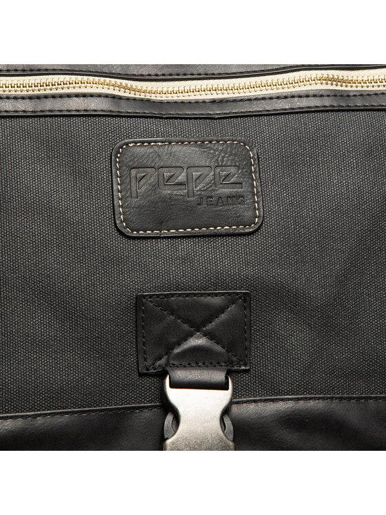 Pepe Jeans Pepe Jeans Plecak Mochila Portatablet 7772261 Czarny