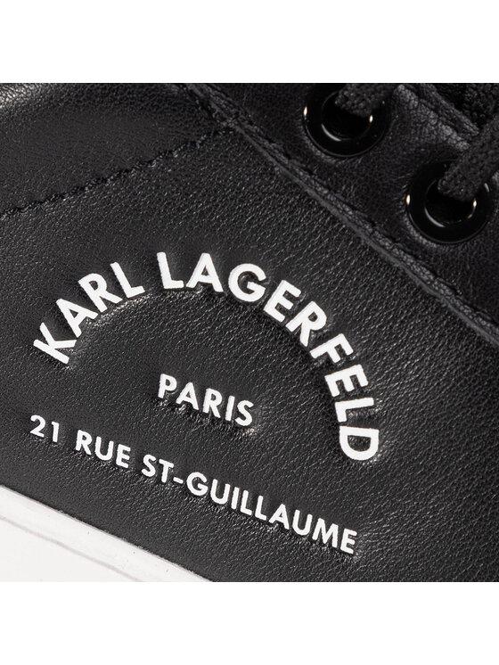 KARL LAGERFELD KARL LAGERFELD Tenisice KL61238 Crna