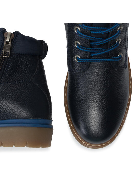 Pepe Jeans Pepe Jeans Trappers Combat Nylon PBS50077 Bleumarin