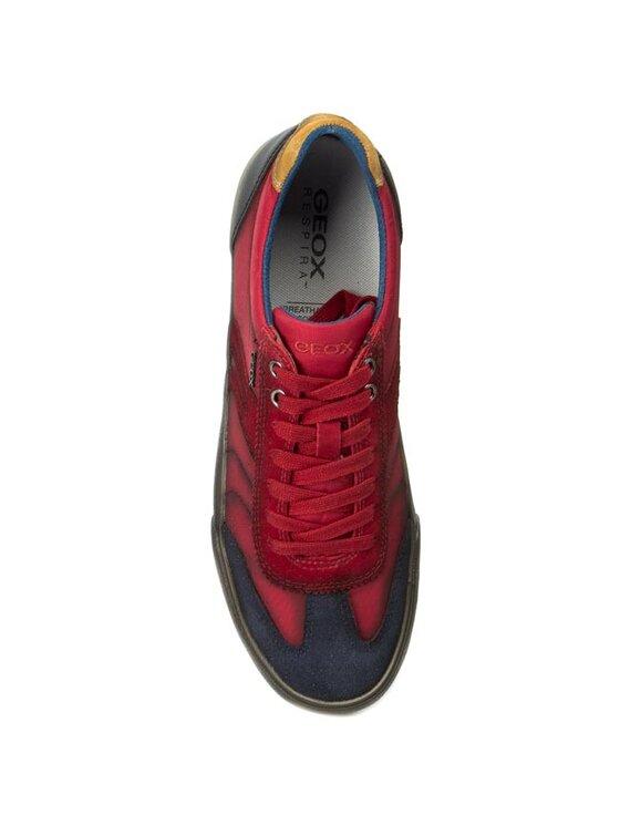 Geox Geox Sneakers U Smart A U62X2A 0FU22 C0106 Roșu