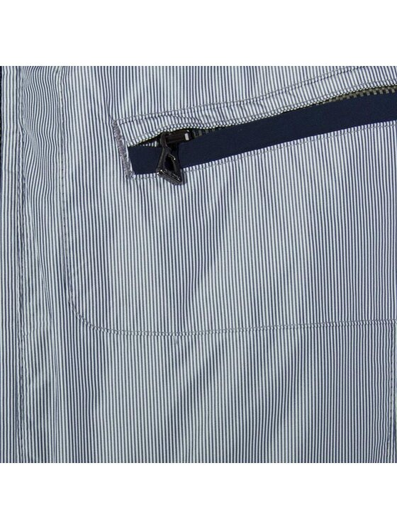 Geox Geox Kurtka przejściowa M1120XTR115F4140 50 Niebieski