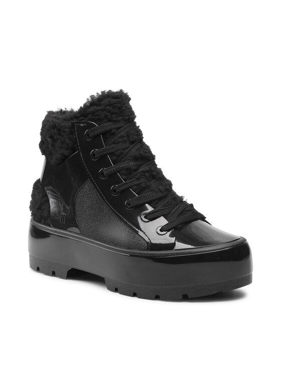 Melissa Aulinukai Fluffy Sneaker Ad 33318 Juoda