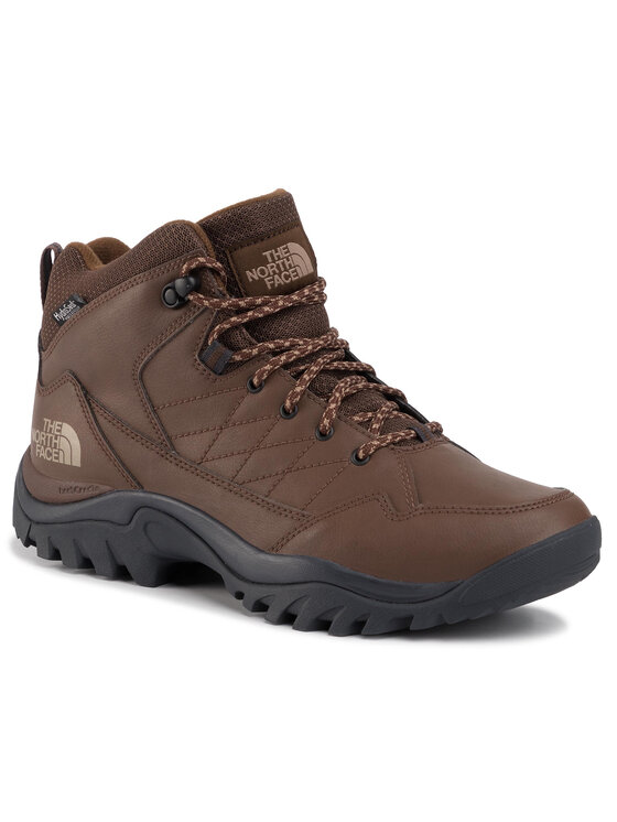 The North Face The North Face Trekkingi Storm Strike II Wp NF0A3RRQGT5I Brązowy