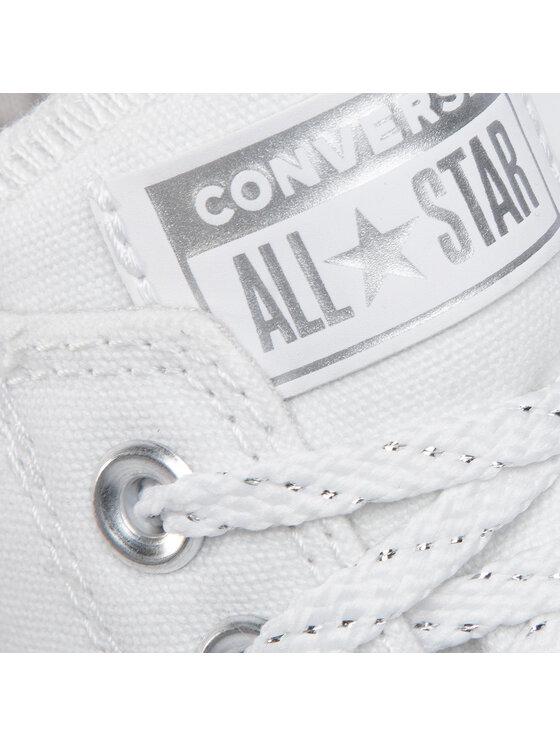 Converse Converse Tornacipő Ctas Madison Mid 565229C Fehér
