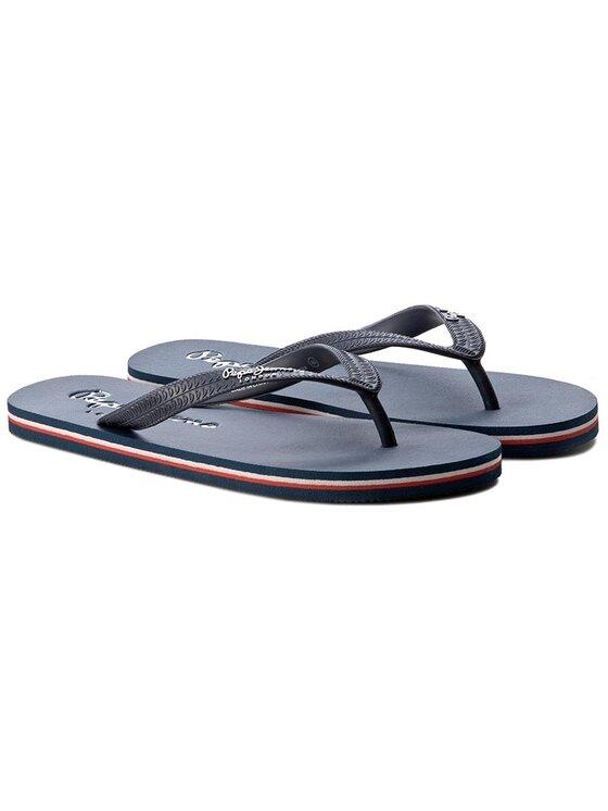 Pepe Jeans Pepe Jeans Flip flop Swimming 2.0 PMS70035 Bleumarin