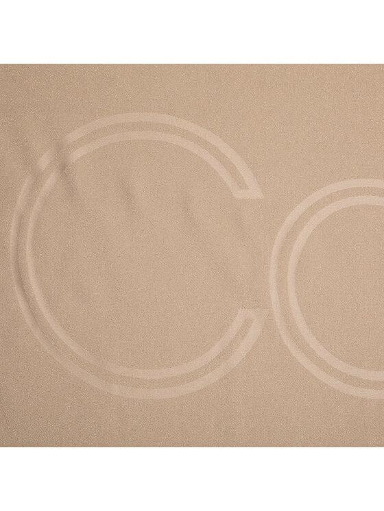 Calvin Klein Calvin Klein Szal Lurex Stole K60K606174 Beżowy