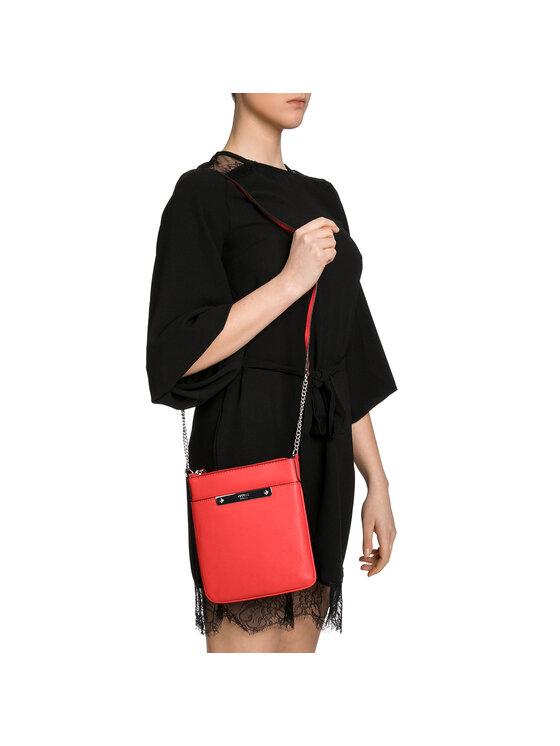 Guess Guess Umhängetasche Britta (VY) Mini-Bag HWVY66 93700 Rot