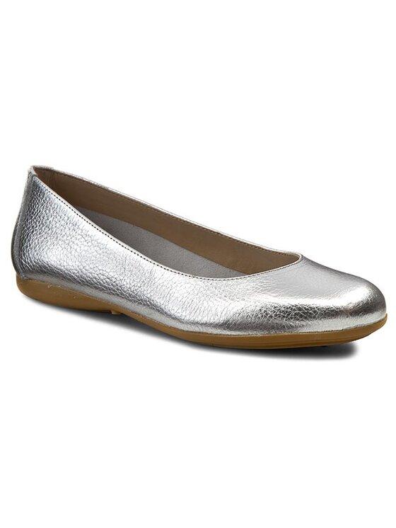 Balerini dama Gino Rossi DA601M-TWO-BG00-8100-X argintii