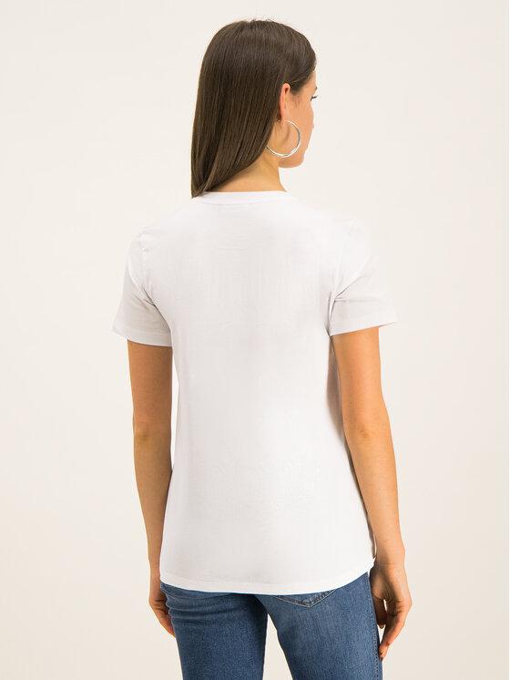 Diesel Diesel T-shirt T Sily 00SYW8 Bianco Regular Fit