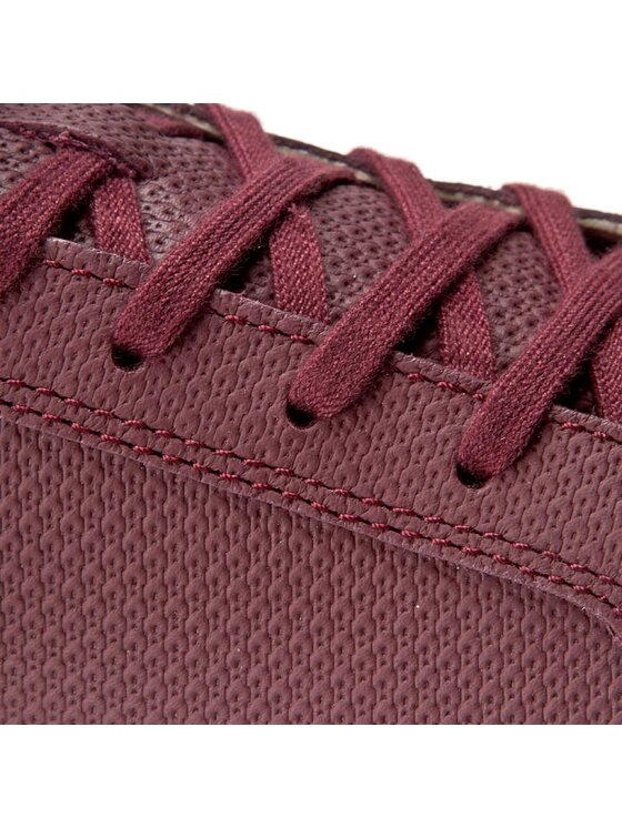 Lacoste Lacoste Sportcipő Straightset 316 3 7-32CAW01461V9 Bordó