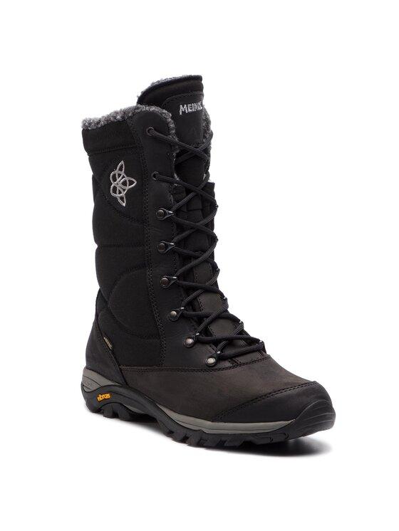 Meindl Sniego batai Fontanella Lady Gtx GORE-TEX 7861 Juoda
