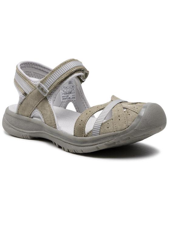 CMP Basutės Hezie Wmn Hiking Sandal 30Q9546 Pilka