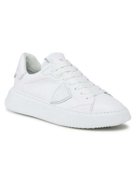 Philippe Model Laisvalaikio batai Temple BTLD V001 Balta