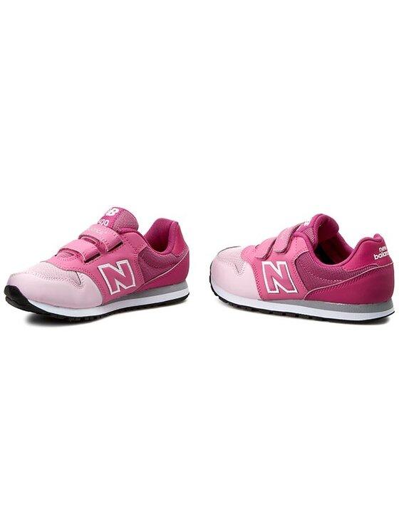 New Balance New Balance Sneakersy KV500PKY Różowy