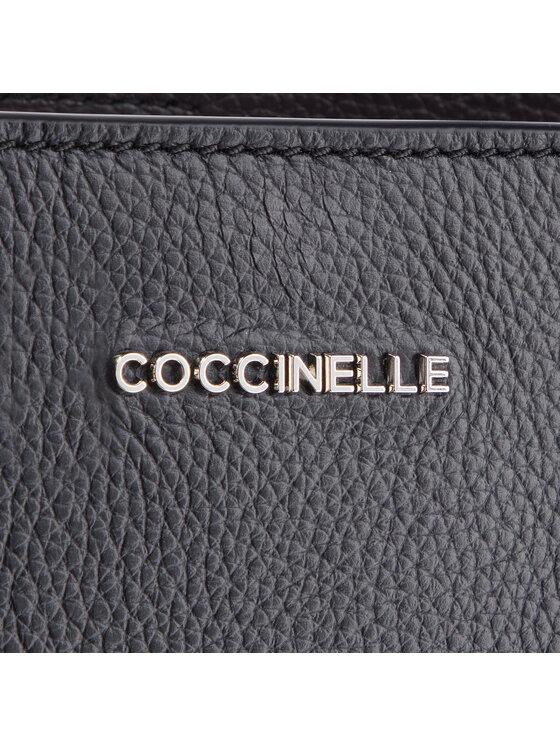 Coccinelle Coccinelle Дамска чанта DG5 Farisa E1 DG5 11 01 01 Черен
