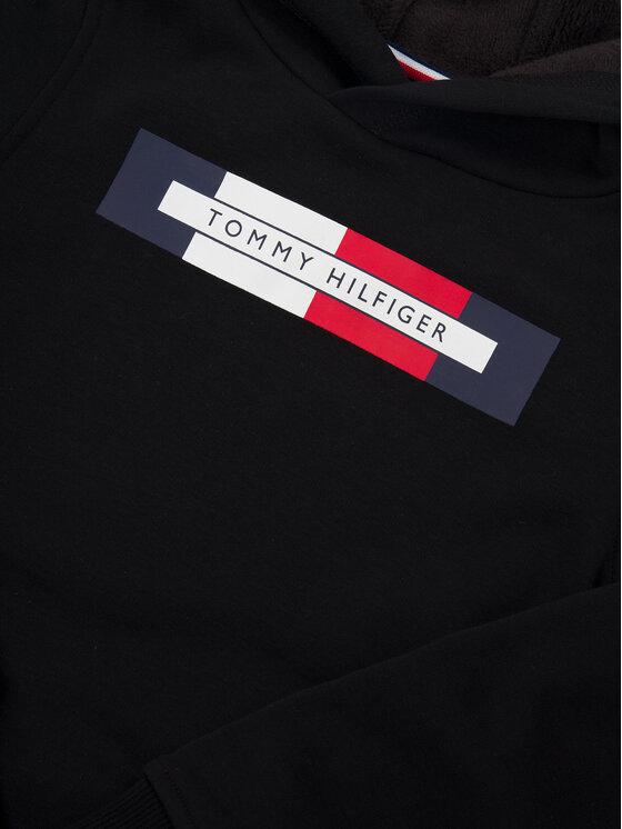 Tommy Hilfiger Tommy Hilfiger Sweatshirt Hair KB0KB05068 D Schwarz Regular Fit