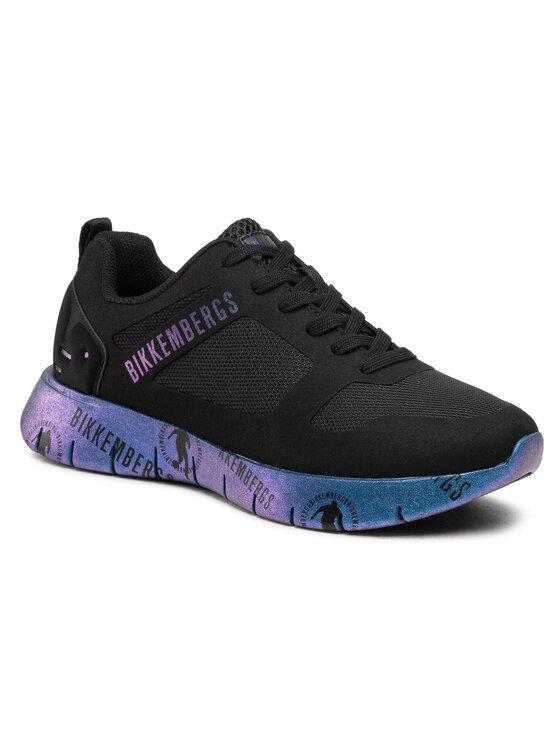 Bikkembergs Laisvalaikio batai Flavio B4BKM0171 Juoda