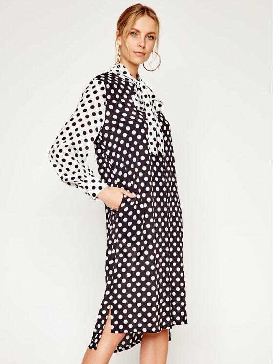 Escada Sport Marškinių tipo suknelė Dailey 5032453 Juoda Regular Fit