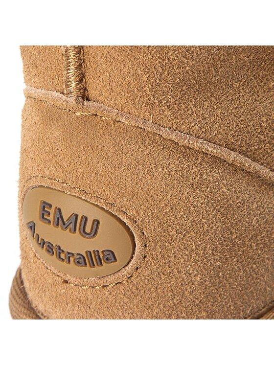 EMU Australia EMU Australia Buty Wallaby Lo K10102 Brązowy