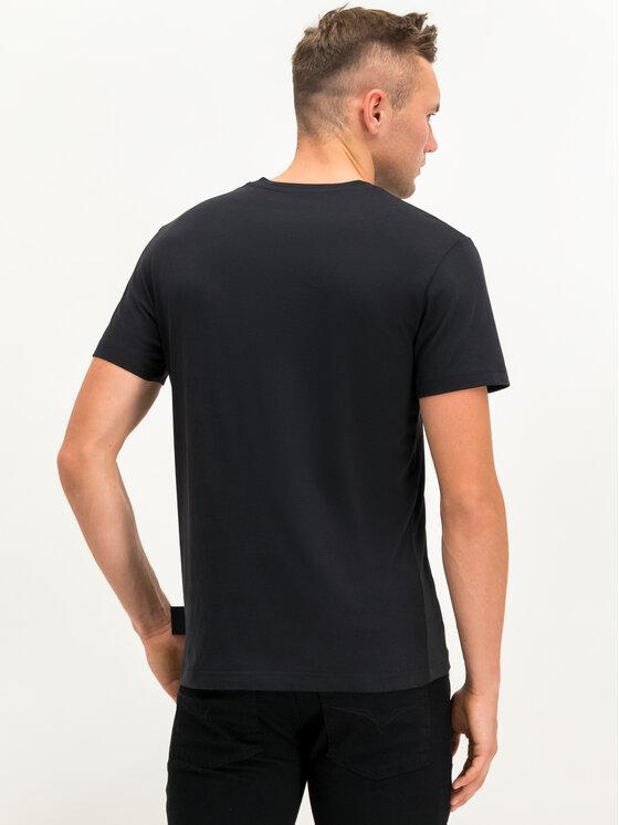 Versace Jeans Couture Versace Jeans Couture T-Shirt B3GUB7M2 Černá Regular Fit