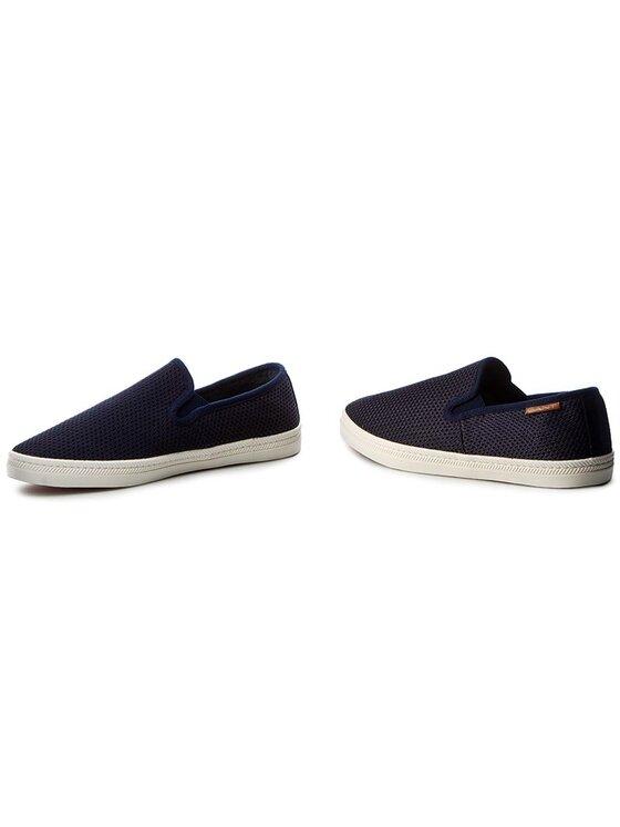 Gant Gant Πάνινα παπούτσια Delray 14677602 Σκούρο μπλε