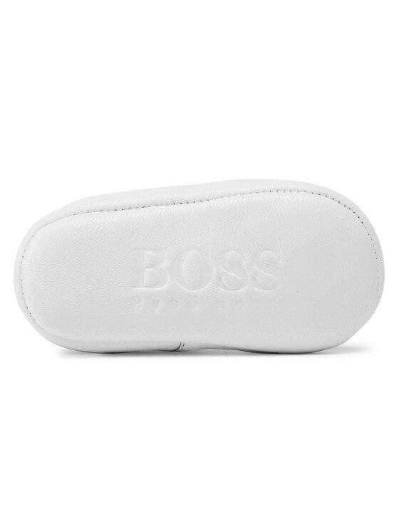Boss Boss Półbuty J99083 Granatowy