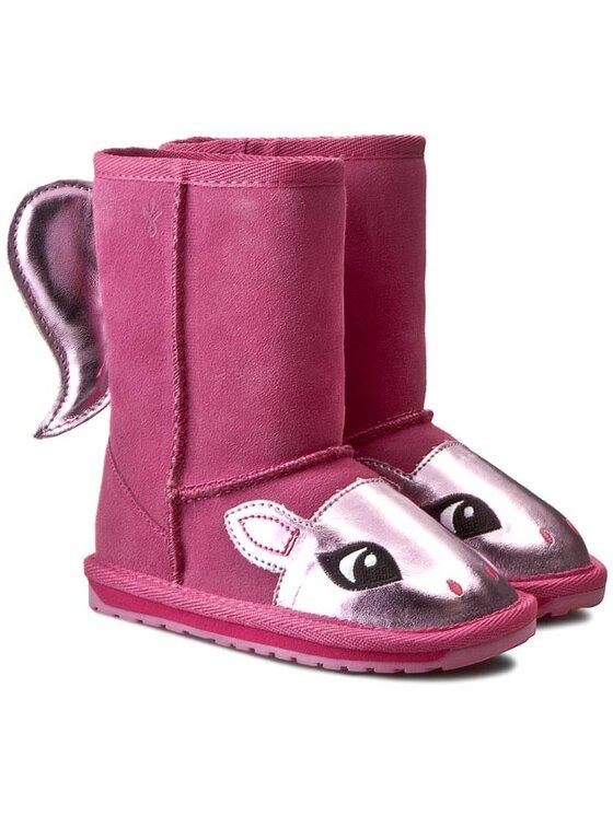 EMU Australia EMU Australia Cipő Pony K11102 Rózsaszín