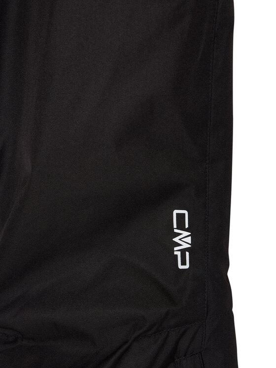 CMP CMP Spodnie narciarskie 3W15994 Czarny Regular Fit