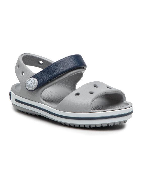 Crocs Basutės Crocband Sandal 12856-01U Pilka