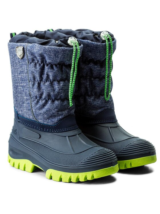 CMP CMP Cizme de zăpadă Kids Hanki Mel 3Q48064MJ Bleumarin