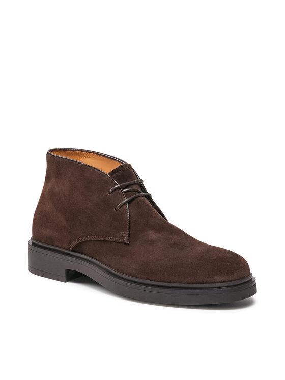 Fabi Auliniai batai FU0358A Ruda