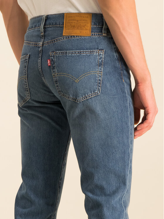 Levi's® Levi's® Jeansy 511™ 04511-3723 Granatowy Slim Fit