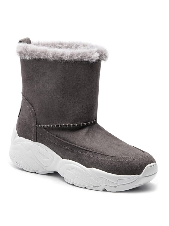 Kendall + Kylie Kendall + Kylie Členková obuv Forest-B Sivá