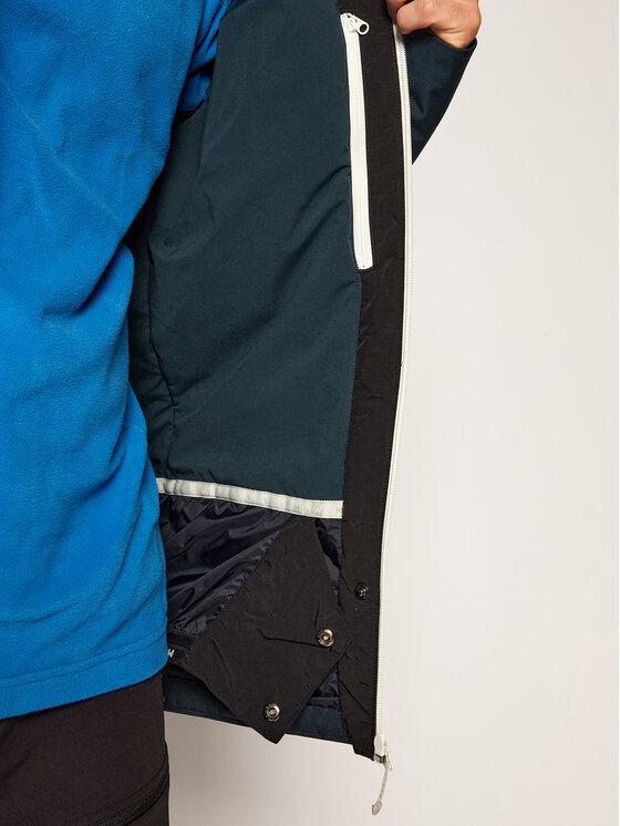 Millet Millet Kurtka narciarska Roldal MIV8935 Granatowy Regular Fit