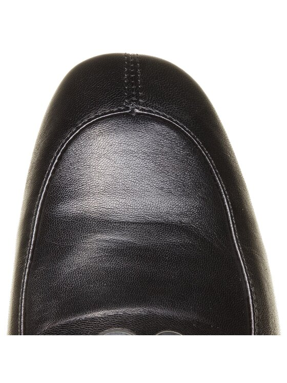 Gino Rossi Gino Rossi Pantofi Iku DWH978-Z47-0388-9900-0 Negru
