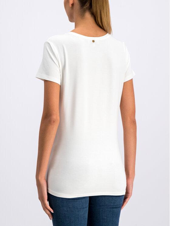 Silvian Heach Silvian Heach T-Shirt CVA19390TS Λευκό Regular Fit