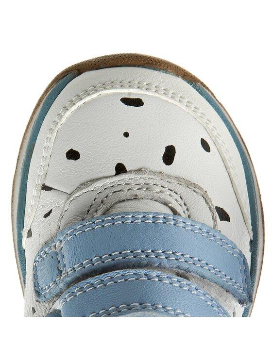 Clarks Clarks Обувки Ferrisvibe Fst 261234386 Бял