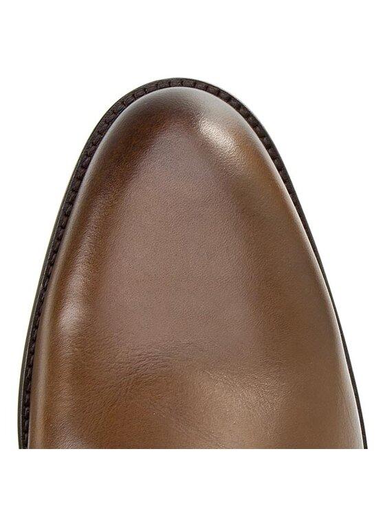Tommy Hilfiger Tommy Hilfiger Обувки Dalton 16A FM56819466 Кафяв